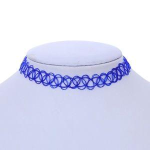 Jewelry - Blue Henna Choker 💎